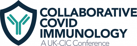 Collaborative Covid Immunology logo with shield