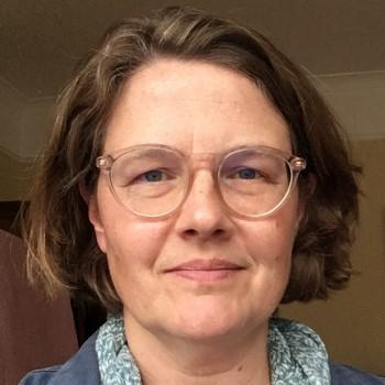 Photo of Professor Sophie Hambleton